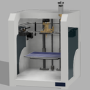 Rapid Prototyping System for Printing Clay Slurry