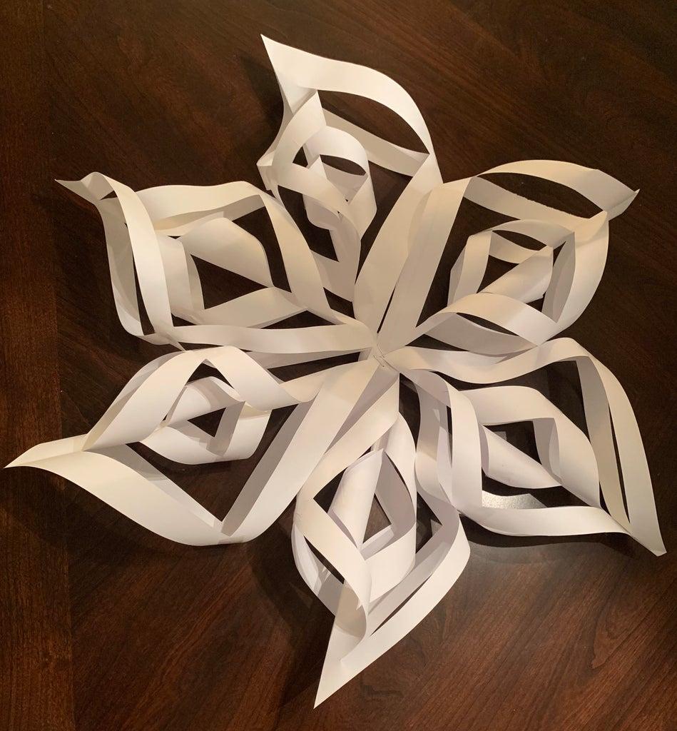Create Your Snowflake!