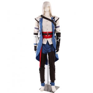 Assassin's Creed 3 Connor Cosplay Costume Made Successfully