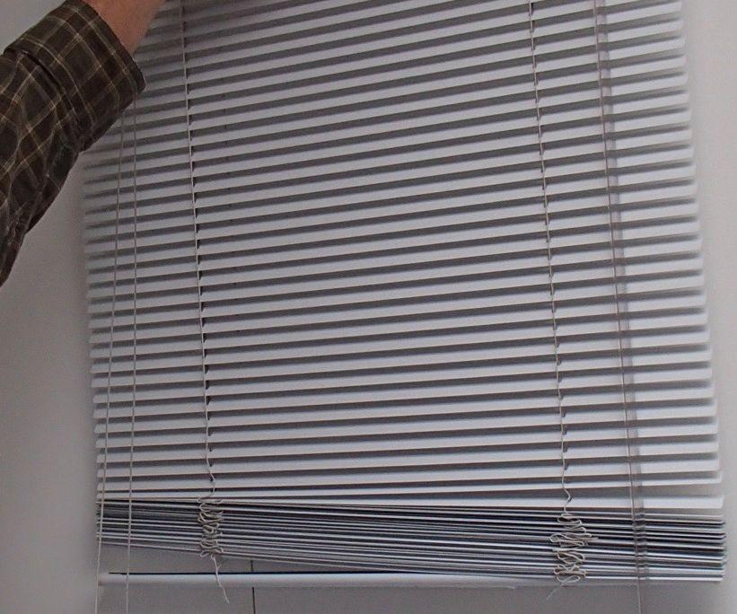 Mini-blind - Cord Repair