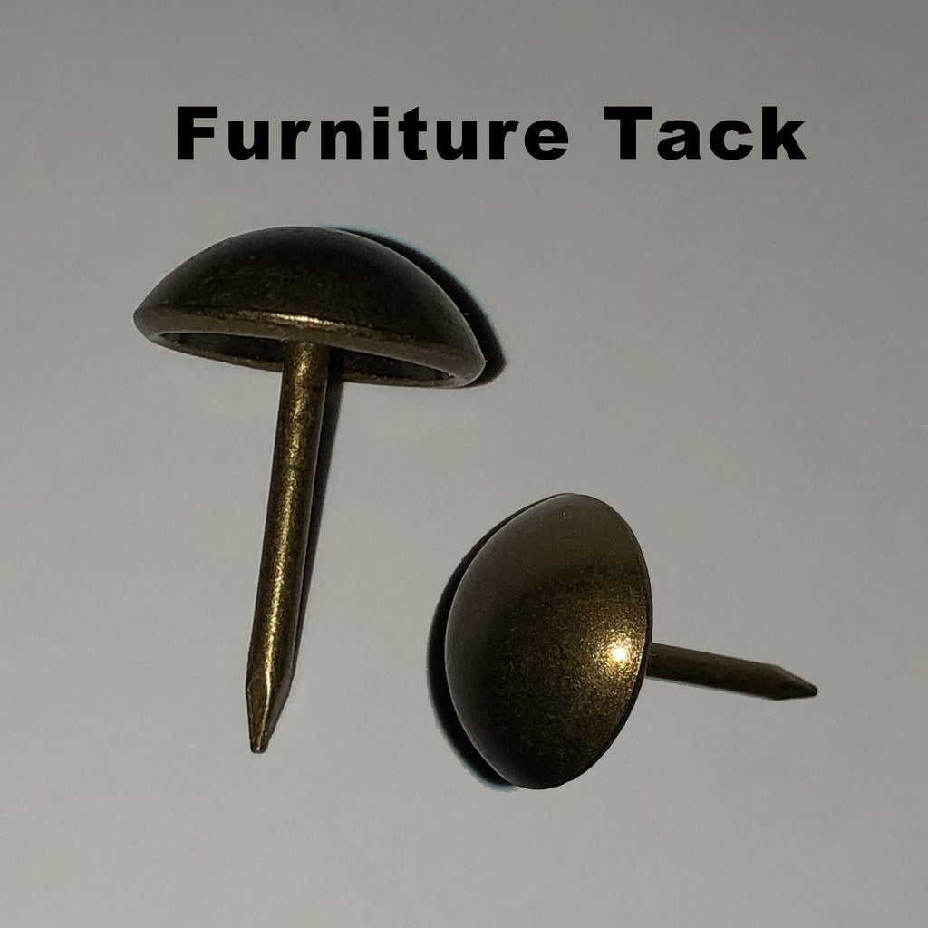 Find Furniture Button Tacks or Ball Bearings
