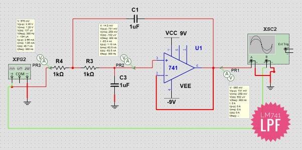 Sub-Woofer Circuit