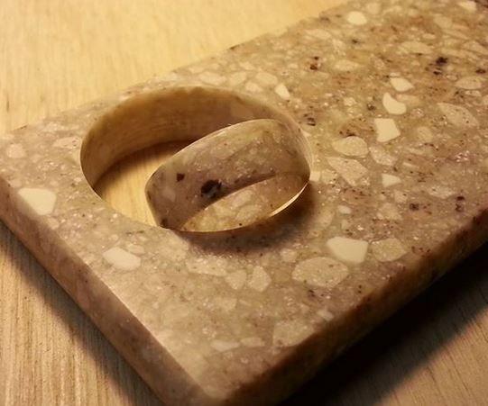 Corian Ringmaking