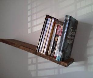 Slanted Shelf