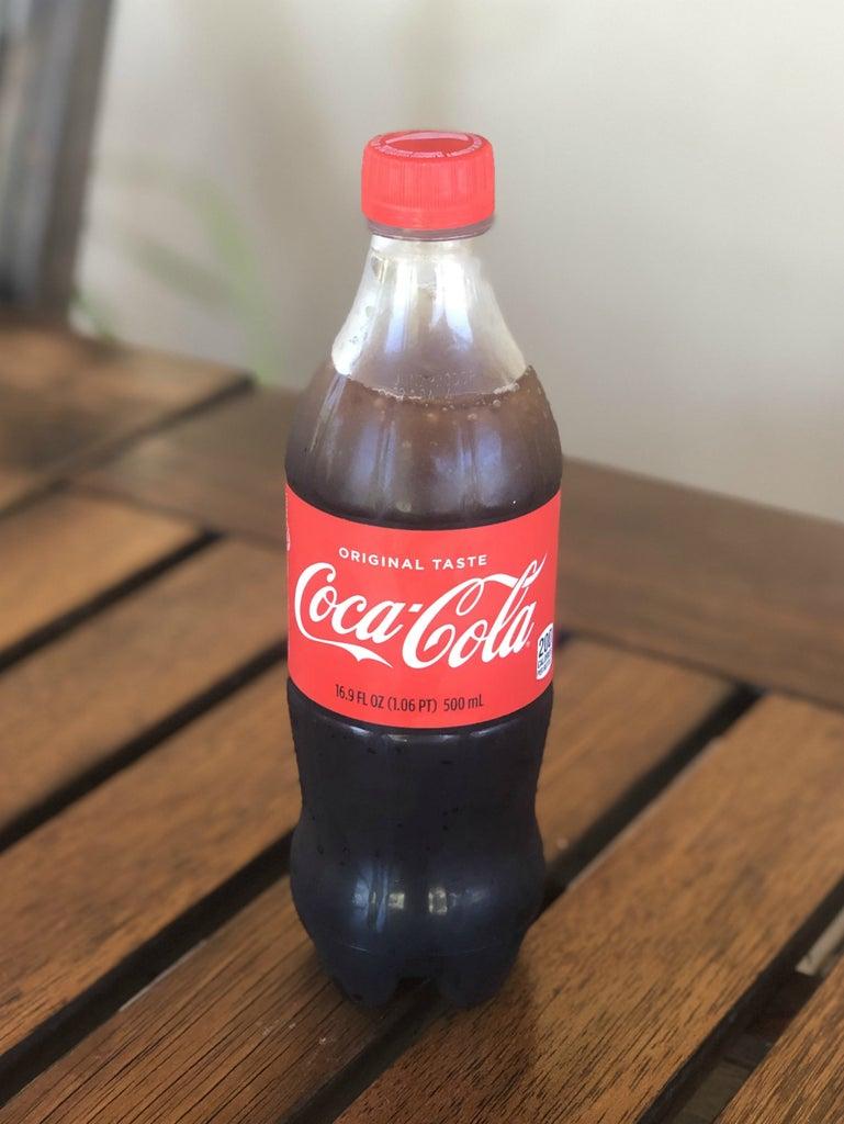 Bonus Method: Freeze in the Bottle