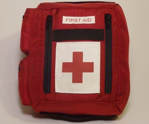 How to Make a L4D First Aid Kit (Zombie Survival Prop)