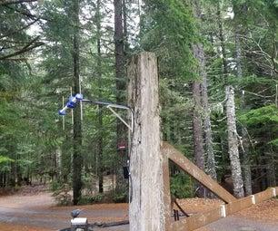 Antenna to Extend Gate Opener Range