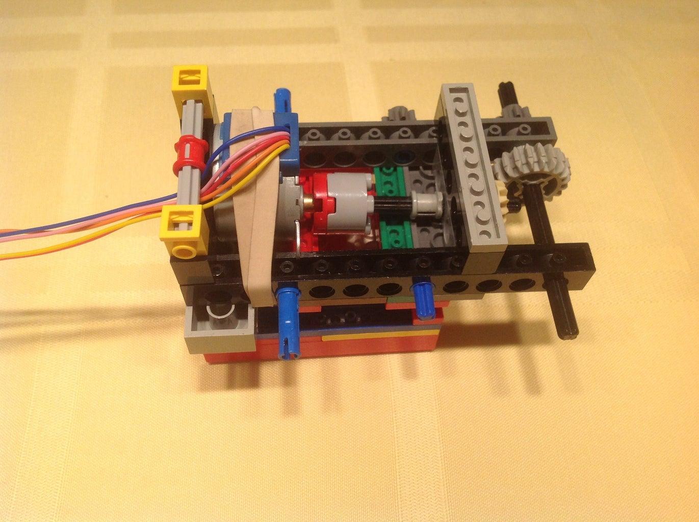 The Biotronics Prototype Design