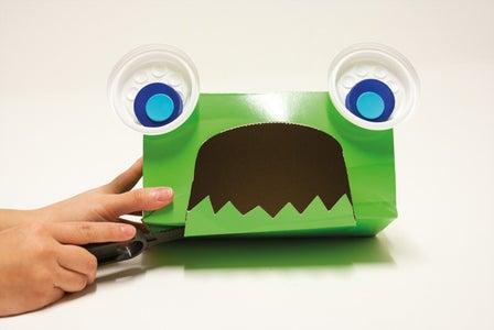 Makedo Tissue Box Monster