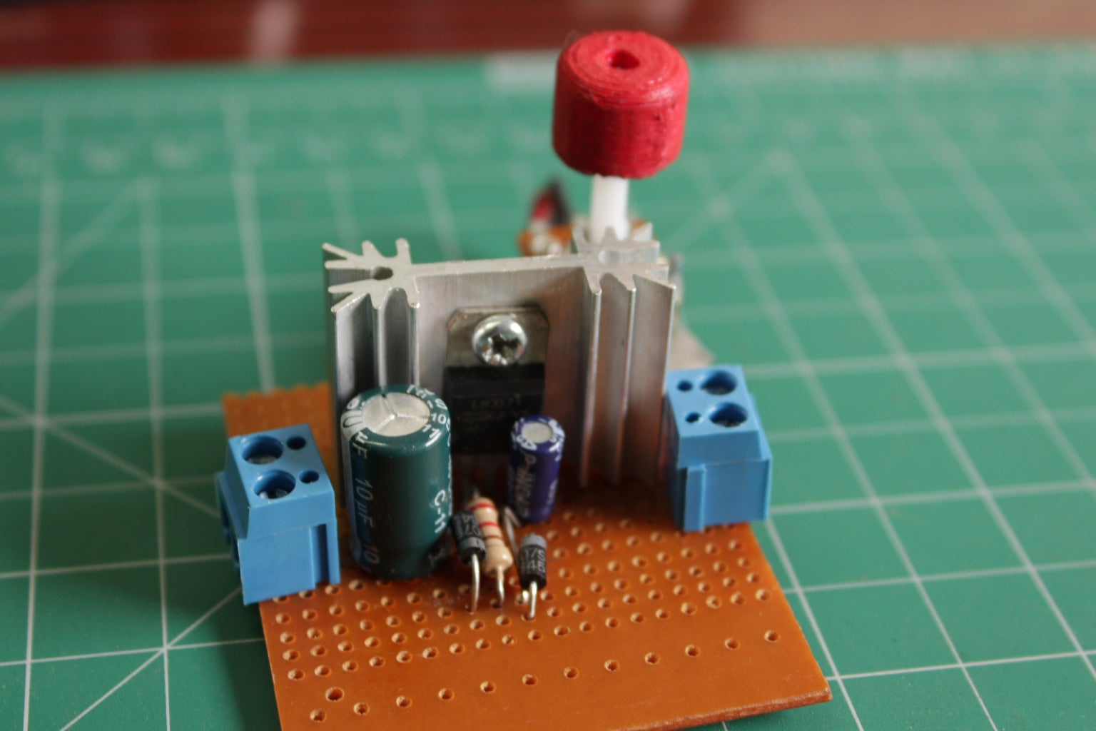 How to Make a DC Motor Speed Controller
