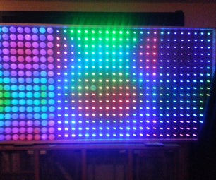 Another Board of Many Ping-pong Balls