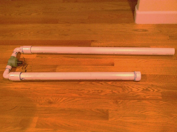 How to Build an Air Cannon With a Sprinkler Valve