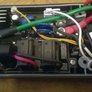 (3.0)CONVERTING a LEAF LEVEL 1 (12AMP) CHARGER TO a LEVEL 2 (12AMP) CHARGER