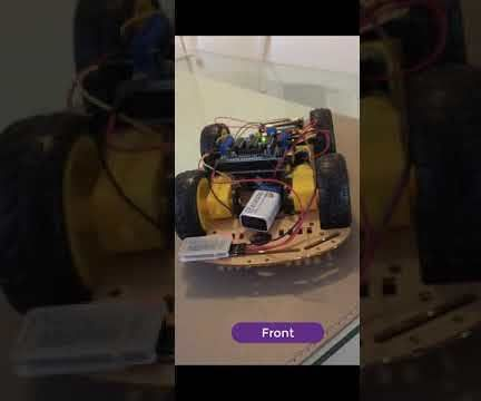 Arduino Bluetooth Robot Car