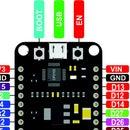 ESP-32 - Communication Through Serial Monitor Using Mobile Bluetooth
