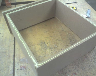 Build the Drawers (continued)