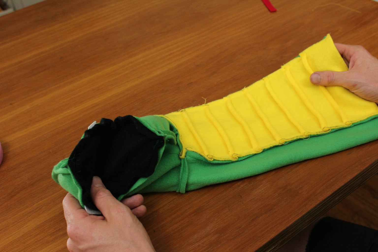 Attaching the Head to the Body
