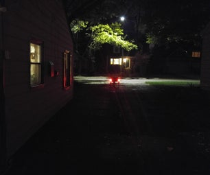 Bicycle Tail Light (or Headlight) for Under $5