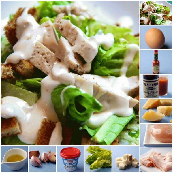 How to Make Caesar Salad