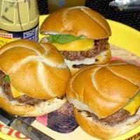 Freshly Ground Burgers