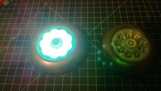 Atomic Power Lights