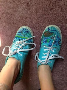 Voila! You're Done! Now Get Out There and Rock Those New Kicks!