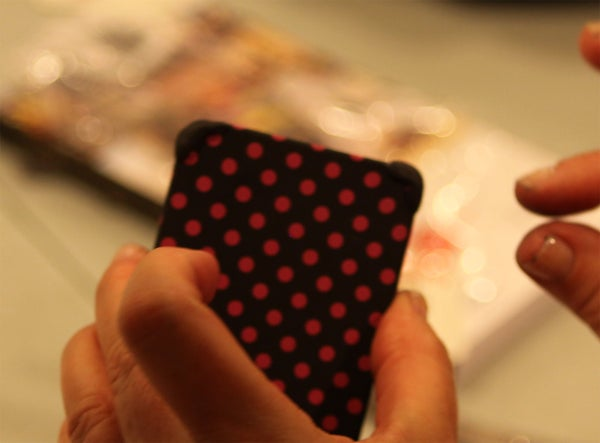 Add Sugru Bumpers to Your Phone Case
