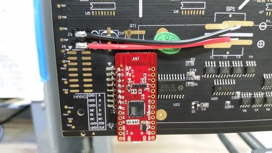 Solder Blend Micro to LED Display