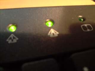 keyboard led loader
