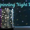 Greatest Showman Spinning Night Light