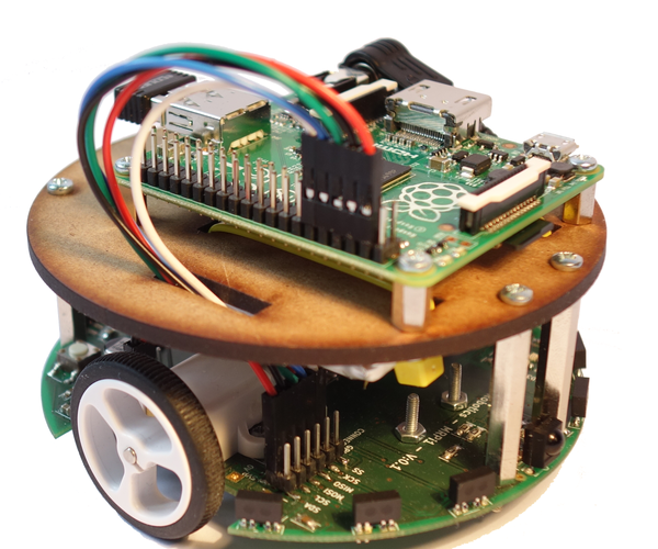 Getting Started With MRPi1 Robot