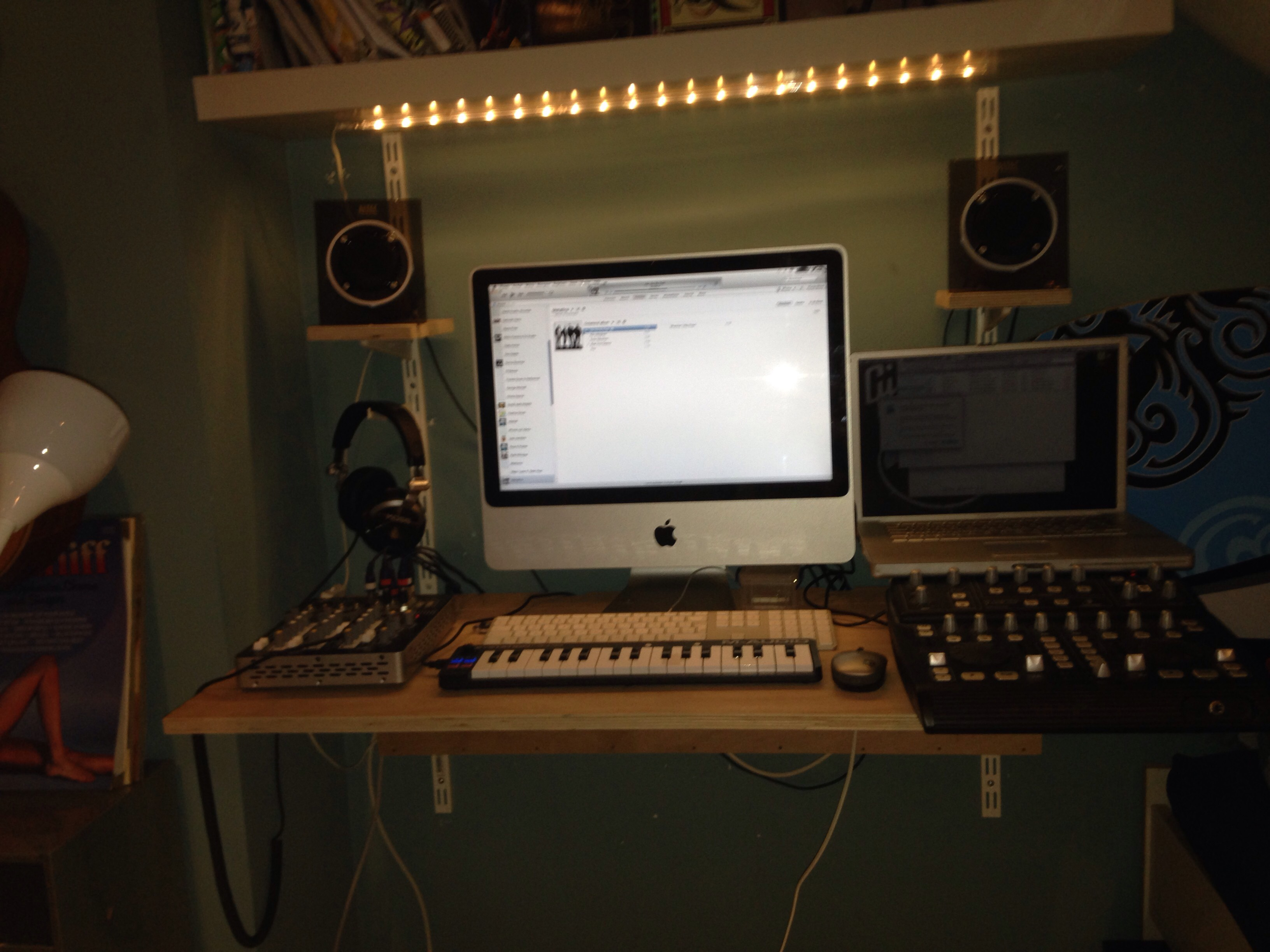 Simple And Cheap Studio Desk