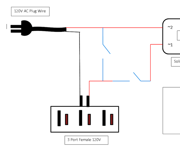 Circuit for Flashing Lights With Music