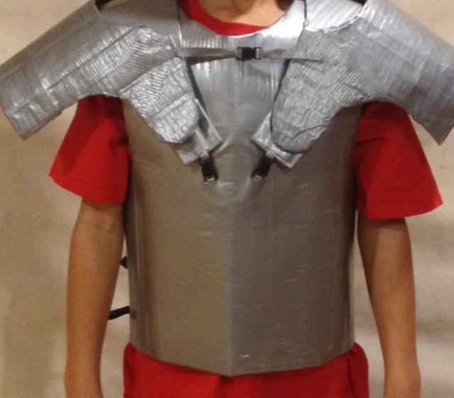 Epic Cardboard Armour