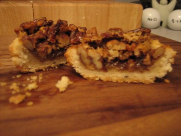 Baby Pecan Pies!