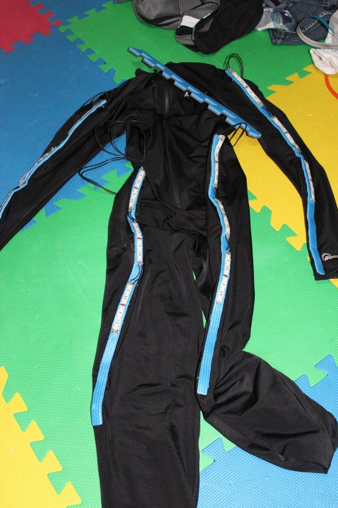 Tron Legacy Kool Party Light Suit