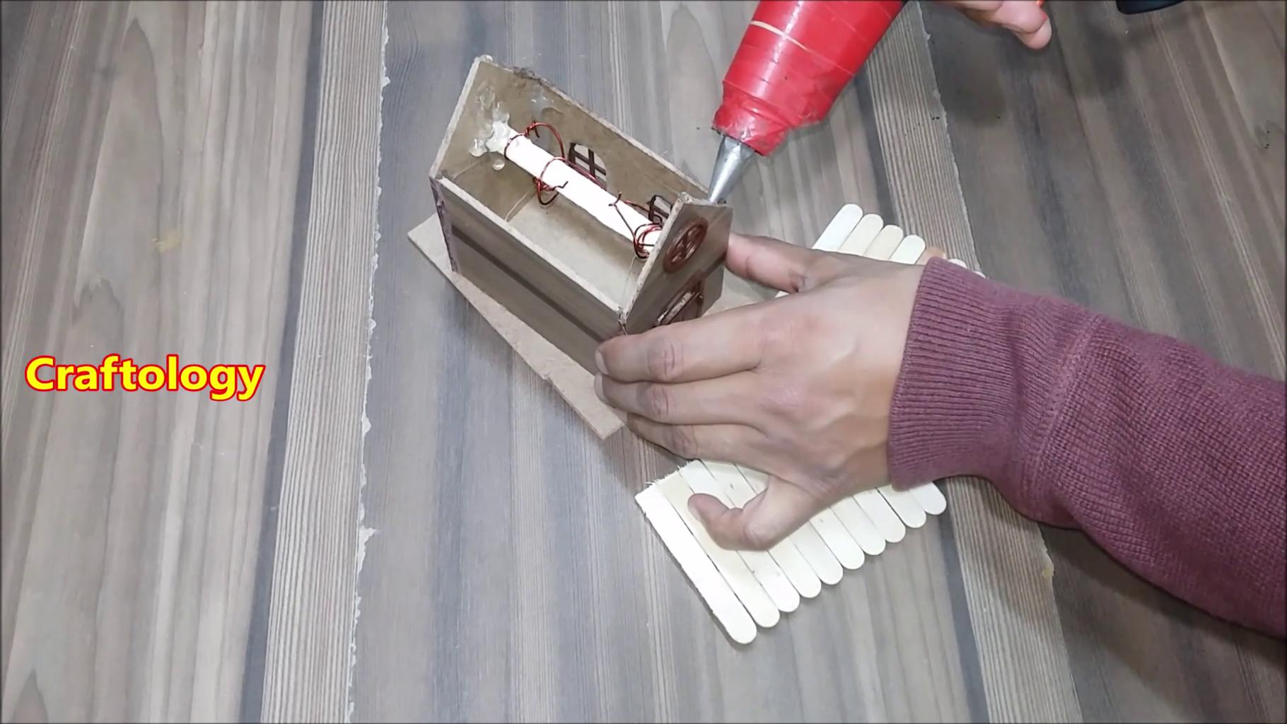Use of Wooden Lamination Sheet