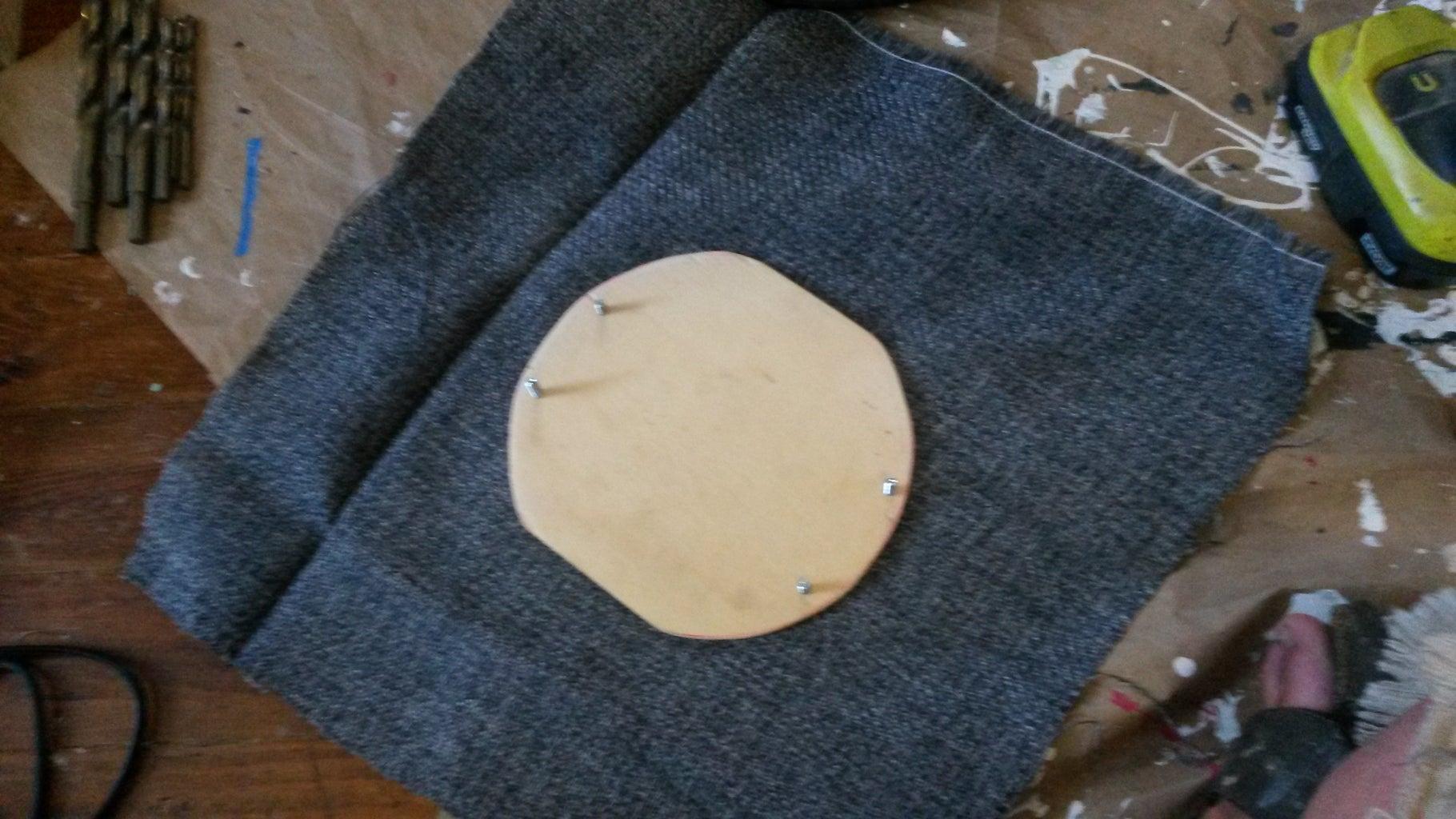 The Kneading Pad . . .