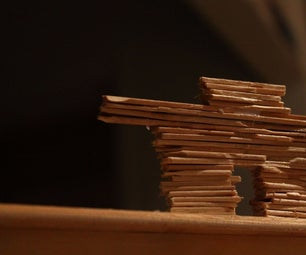 The Wooden Inukshuk