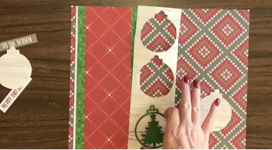 Finish Ornaments.