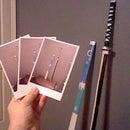 "The Index Card aka ""Poor Man's"" Polaroid"