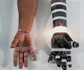 Marble Hand Sculpture