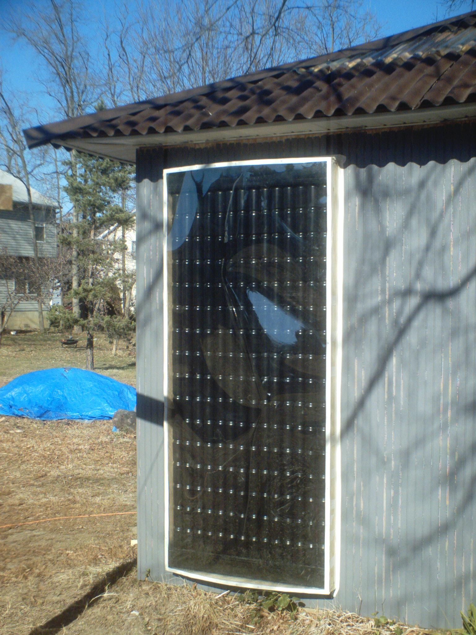 My Solar Furnace