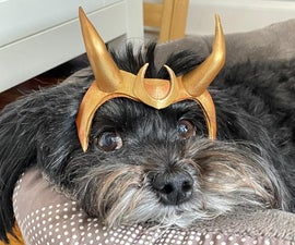 Loki Variant Cosplay - for Pets!
