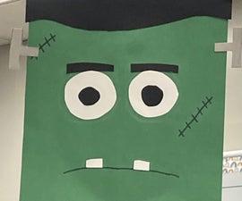 Frankenstein Halloween Mask
