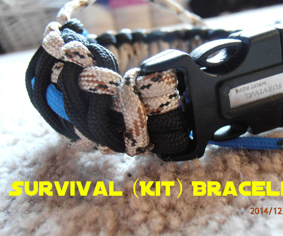 Survival (Kit) Bracelet
