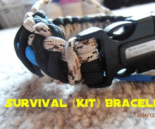 Survival (Kit) Bracelet
