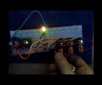 Arduino - RGB Led Control With POTENTIOMETERS