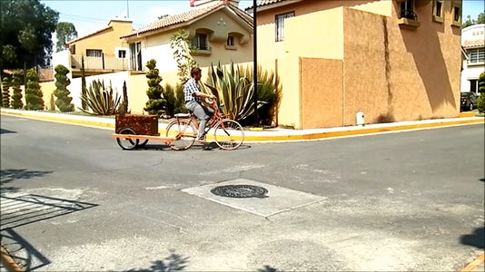 Enjoy Your New, Awesome and Handmade Bike Trailer