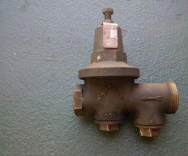 How to Repair a Zurn Wilkins 1-600XL Water Pressure Regulator